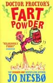 """""""Doctor Proctor's fart powder"""" av Jo Nesbø"""