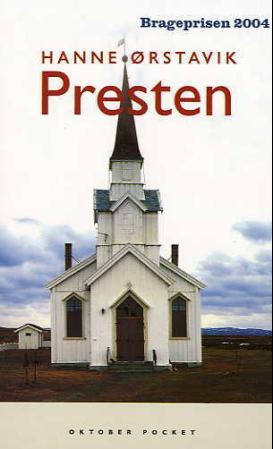 """""""Presten - roman"""" av Hanne Ørstavik"""