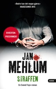 """Straffen - kriminalroman"" av Jan Mehlum"