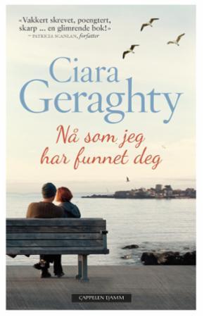 """""""Nå som jeg har funnet deg"""" av Ciara Geraghty"""