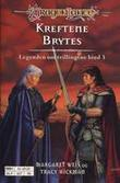 """""""Legenden om tvillingene. Bd. 3 - kreftene brytes"""" av Margaret Weis"""