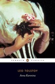 """Anna Karenina a novel in eight parts"" av Leo Tolstoy"