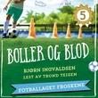 """""""Boller og blod"""" av Bjørn Ingvaldsen"""