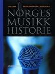 """""""Norges musikkhistorie. Bd. 5 - 1950-2000"""" av Arvid O. Vollsnes"""
