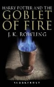"""Harry Potter and the goblet of fire"" av J.K. Rowling"