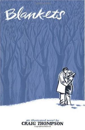 """""""Blankets"""" av Craig Thompson"""