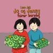"""""""Jo og Jenny feirer bursdag"""" av Lene Ask"""