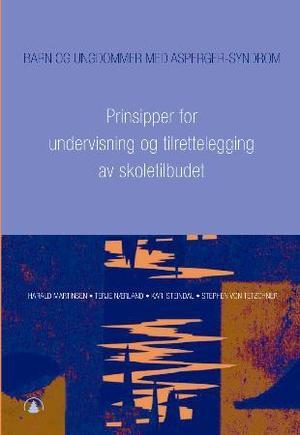 """""""Barn og ungdommer med Asperger syndrom - bind 1"""" av Harald Martinsen"""