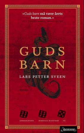 """""""Guds barn - roman"""" av Lars Petter Sveen"""