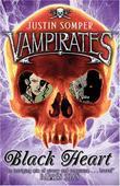 """""""Black Heart (Vampirates)"""" av Justin Somper"""