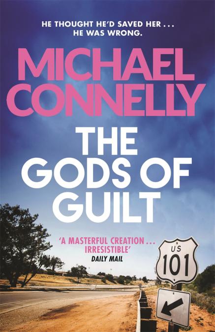 """""""The gods of guilt"""" av Michael Connelly"""