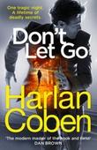"""""""Don't let go"""" av Harlan Coben"""