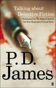 """""""Talking about detective fiction"""" av P.D. James"""