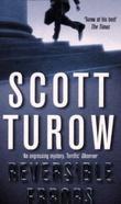"""""""Reversible errors"""" av Scott Turow"""
