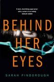 """Behind her eyes"" av Sahra Pinborough"