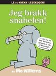 """""""Jeg brakk snabelen!"""" av Mo Willems"""