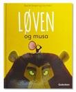 """""""Løven og musa"""" av Rachel Bright"""