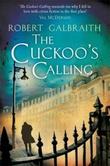 """The cuckoo's calling"" av Robert Galbraith"
