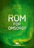 """""""Rom for omsorg?"""" av Herdis Alvsvåg"""