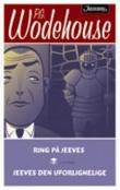 """""""Ring på Jeeves ; Jeeves den uforlignelige"""" av P.G. Wodehouse"""