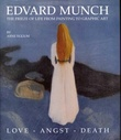 """Edvard Munch - the frieze of life from painting to graphic art"" av Arne Eggum"