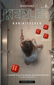 """""""Kaninjegeren - kriminalroman"""" av Lars Kepler"""