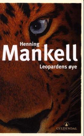 """""""Leopardens øye"""" av Henning Mankell"""