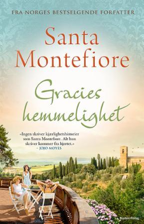"""""""Gracies hemmelighet"""" av Santa Montefiore"""