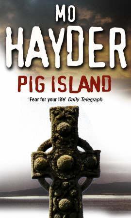 """""""Pig island"""" av Mo Hayder"""