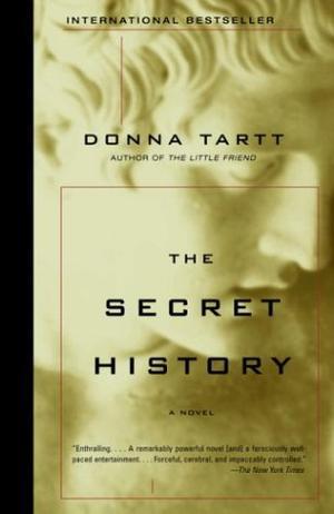 """""""Secret History (Vintage Contemporaries)"""" av Donna Tartt"""