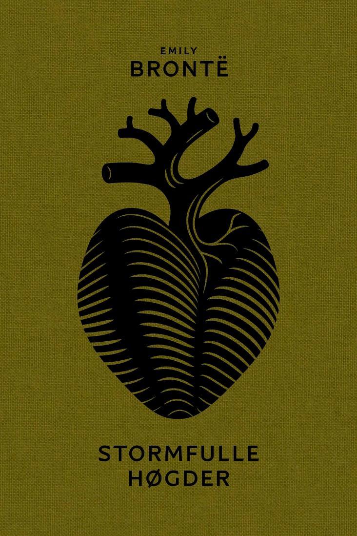 """""""Stormfulle høgder"""" av Emily Brontë"""