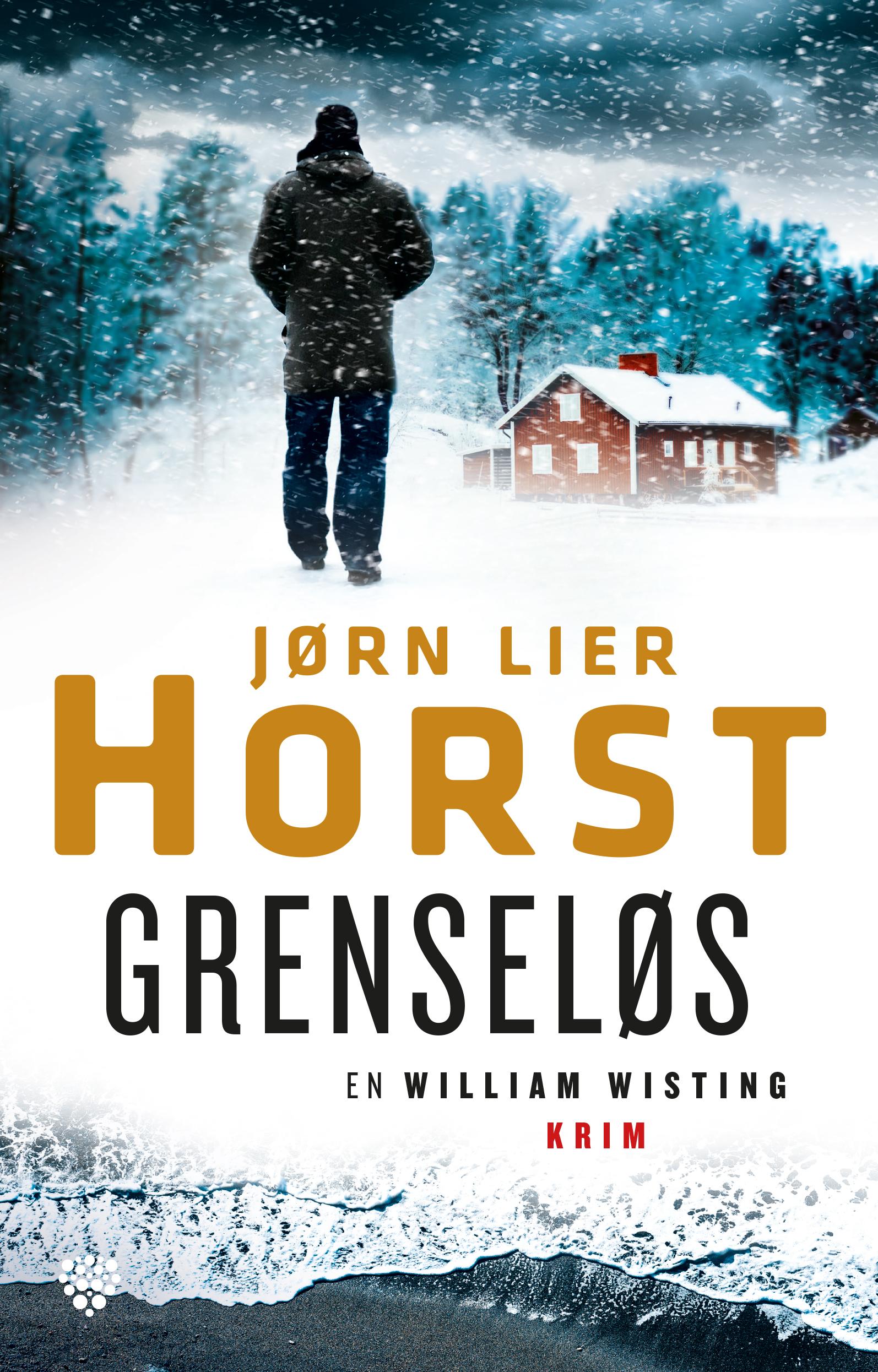 """""""Grenseløs"""" av Jørn Lier Horst"""