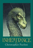 """Inheritance"" av Christopher Paolini"