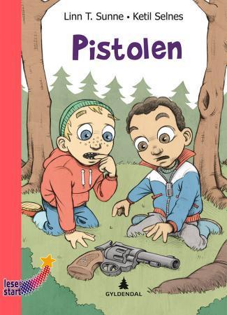 """""""Pistolen"""" av Linn T. Sunne"""