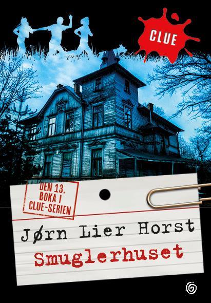 """Smuglerhuset"" av Jørn Lier Horst"