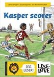 """""""Kasper scorer"""" av Jørn Jensen"""