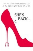 """Revenge wears Prada the devil returns"" av Lauren Weisberger"