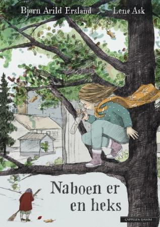 """""""Naboen er en heks"""" av Bjørn Arild Ersland"""