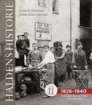 """Haldens historie - bind II"" av Sven G. Eliassen"