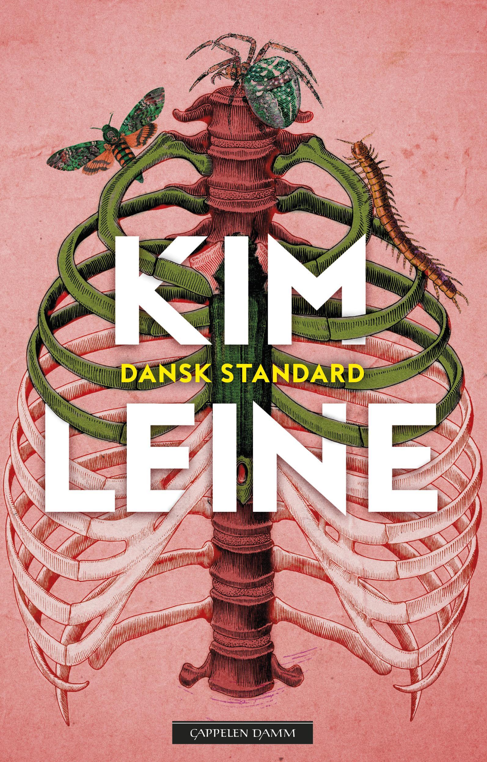 """""""Dansk standard - roman"""" av Kim Leine"""