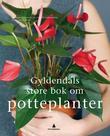 """Gyldendals store bok om potteplanter"" av Katarina Stenman"