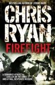 """""""Firefight"""" av Chris Ryan"""