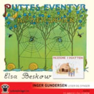 """""""Puttes eventyr i blåbærskogen ; Nissene i hatten"""" av Elsa Beskow"""