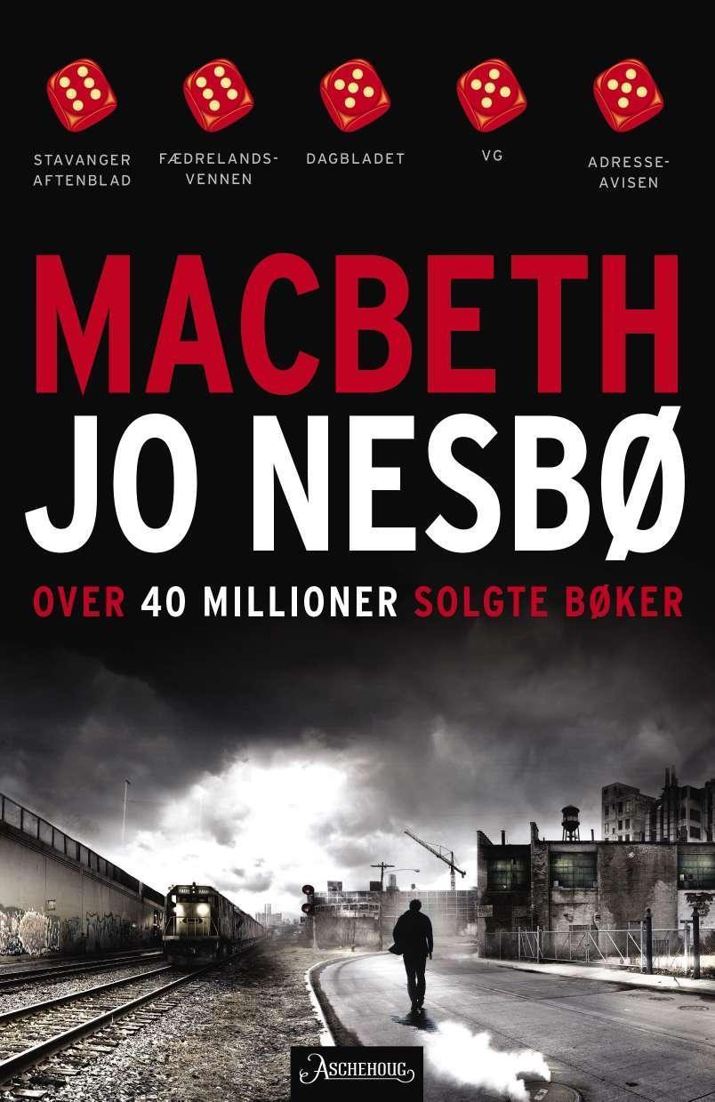 """Macbeth - roman"" av Jo Nesbø"
