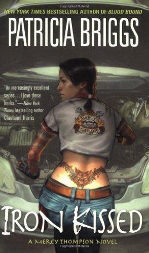 """Iron Kissed (Mercy Thompson, Book 3)"" av Patricia Briggs"