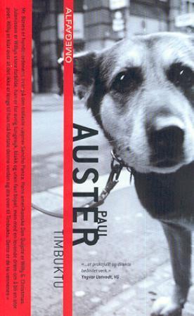 """""""Timbuktu"""" av Paul Auster"""