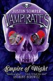 """""""Empire of Night (Vampirates)"""" av Justin Somper"""