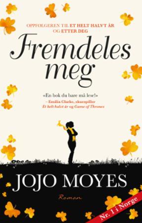 """""""Fremdeles meg"""" av Jojo Moyes"""