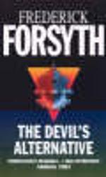 """""""The Devil's alternative"""" av Frederick Forsyth"""