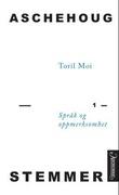 """""""Språk og oppmerksomhet"""" av Toril Moi"""